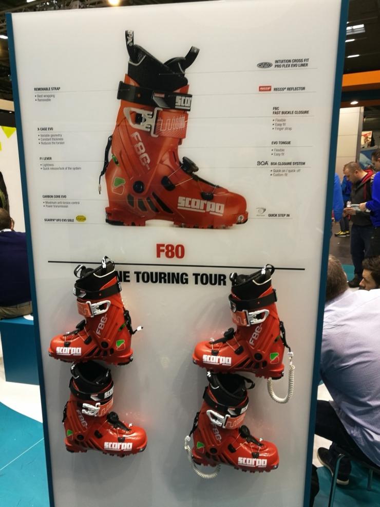 Výroční bota pro fanoušky - F80.