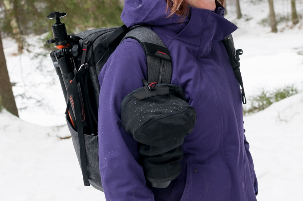 Ochrana SHELL proti nepřízni počasí.